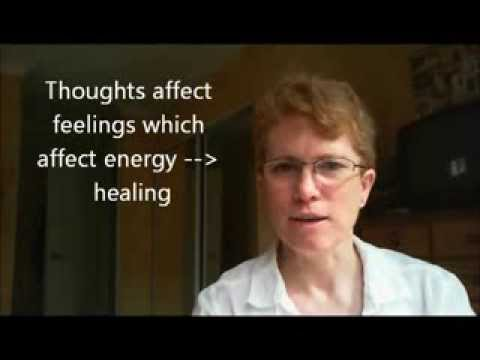 Heal Yourself Part 1 How to stop negative thoughts and clear stuck energy