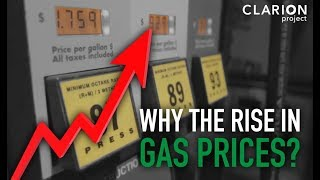 Why Am I Paying More for Gasoline?