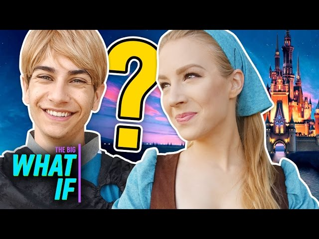 WHAT IF DISNEY MOVIES...