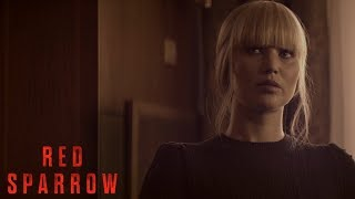 Red Sparrow | Dominika Character Piece | Official HD 2018