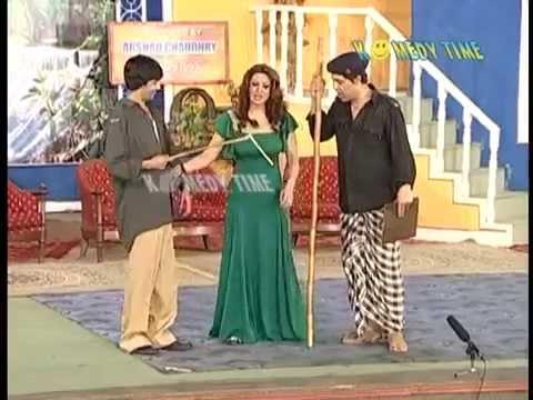 Mehngi Hui Angrae Punjabi Stage Drama 2013