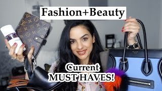 Current Beauty And Fashion Favorites!