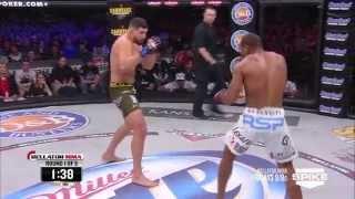 Bellator MMA: Emanuel Newton vs. Attila Vegh