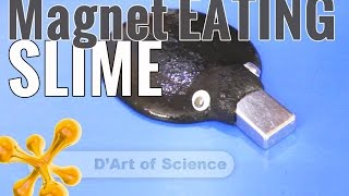 How to Make Magnetic Slime