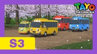 Tayo Español la Serie 3 l #1-13 Episodios Populares l Tayo el pequeño Autobús