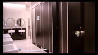UMobile On Net Campaign Phase 2 - Toilet Door