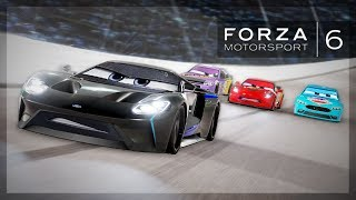 Forza 6 - CARS 3 RECREATION (Opening Races)