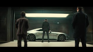 James Bond's Aston Martin DB10 Is The Real Star Of SPECTRE