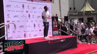 Chadwick Boseman Gives Heartwarming Speech to Honor Stan Lee