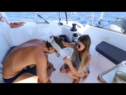 Xxx Mp4 Reaction Video Girls On Boat Man Cracks Head Open 3gp Sex