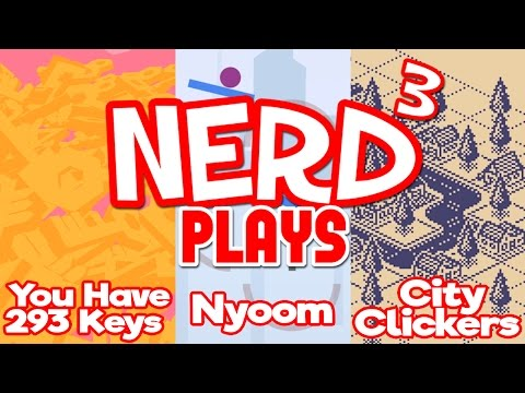Nerd³ Plays... Three Free Games - Lock Flick Clicks