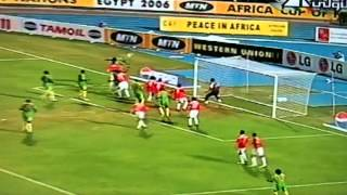 Egypt vs Senegal: (2-1) - 2006 African Cup of Nations Semi-Final