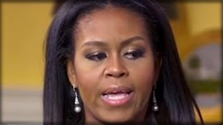 SHE CAN'T STOP WHINING! WATCH WHAT IDIOTIC THING MICHELLE OBAMA TOLD OPRAH