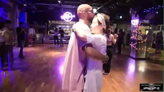 Albir & Julia Kizomba Dance 2