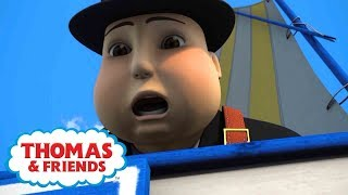 The Fat Controller Loses Control | Thomas & Friends UK | Videos for Kids