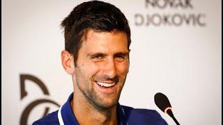 Novak Djokovic Speaking 10 Languages