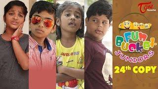 Fun Bucket JUNIORS | Episode 24 | Kids Funny Videos | Comedy Web Series