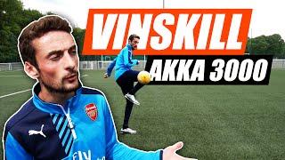 VINSKILL | Une journée pour apprendre le Akka 3000