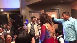 Pashupati Sharma and Manju Poudel in Melbourne