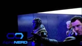 TRAILER REACTION X-MEN APOCALYPSE  LEAKED COMIC CON TRAILER