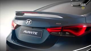 Hyundai Avante TUIX (Elantra) 2015 commercial (korea)
