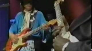 Stevie Ray Vaughan  Albert King - Pride and Joy  1983