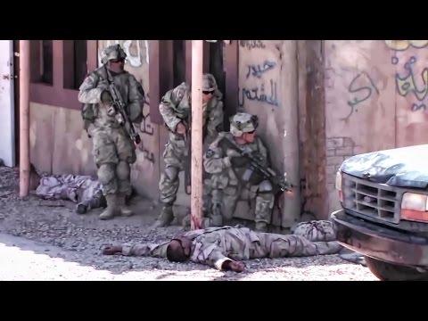 watch U.S. Army Training Scenarios • Fast Paced & Realistic