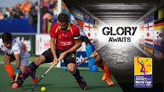 India vs Spain - Men's Rabobank Hockey World Cup 2014 Hague Pool A [05/6/2014]