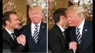 Breaking News Today: Trump and Macron