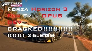 HOW TO DOWNLOAD FORZA HORIZON 3 PC for FREE  REPACK 26.8GB AND INSTALL IT (working!!!)