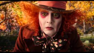 ALICE THROUGH THE LOOKING GLASS - First Look