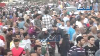حصري|  المعجزة التي حدثت عند فتح القبر لدفن الشهيد محمد أيمن