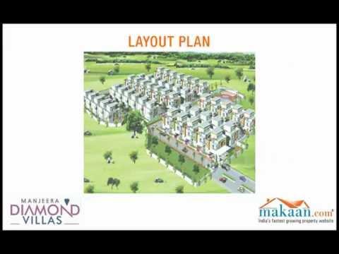 Manjeera Diamond Villas, Gachibowli, Gopanapally, Hyderabad, Andhra Pradesh, INDIA
