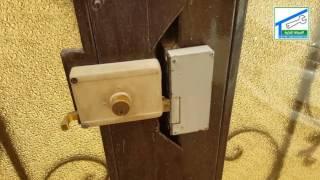 القفل الكهربائي ( القفيز الكهربائي )لفتح الابواب