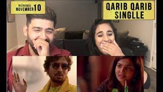 Qarib Qarib Single Trailer Reaction Irfan Khan Parvathy RajDeep