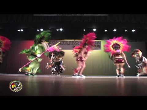 Saya Caporal 2010 El Baile de los Tobas SC Tradiciones Bolivianas