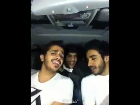 رقص شباب في السيارة Keek