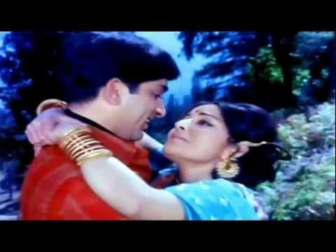 Aaj Madhosh Hua Jaye Re - Kishore & Lata - Sharmilee (1971) - HD