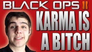 Karma is a Bitch! - xJawz & His Pornstar Girlfriend! (Black Ops 2)