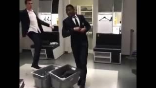 Mandzukic angry with Kwadwo Asamoah