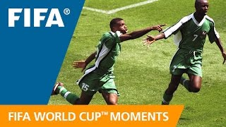 World Cup Moments: Sunday Oliseh