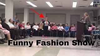 Funny Fashion Show Skit