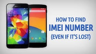 How to find missing mobile fone IMEI number and more details (tamil)