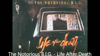 CD1: 02 - Somebody's Gotta' Die - The Notorious B.I.G (Life After Death)