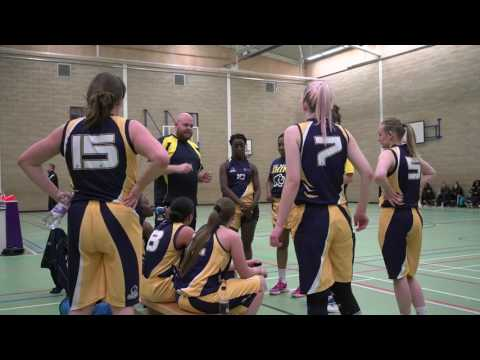 Basketball Scholarships at Anglia Ruskin University