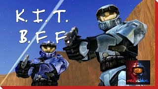 K.I.T. B.F.F. – Episode 38 – Red vs. Blue Season 2