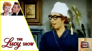 THE LUCY SHOW | Lucy Gets a Roommate | S5E7
