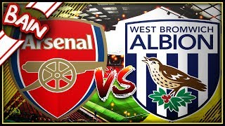 Arsenal VS West Brom | PREMIER LEAGUE | Match Day Live 2017/18 HD