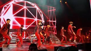 [FANCAM] 160219 EXO Hurt @ EXO'luXion Chicago