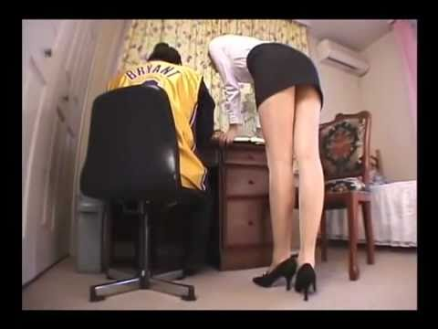Perfect Asian Teacher in Pantyhose.flv